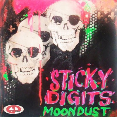EPR.009 - Sticky Digits - Moondust EP